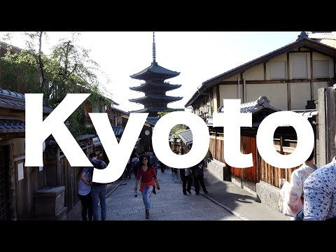 Kyoto - Japans ancient capital
