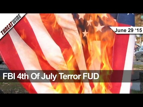 The Annual FBI 4th Of July Terror FUD, Cisco Appliances Vulnerable, Private MAC Addys! - Threat Wire