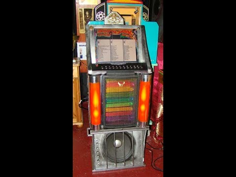 how to build your own guitar amplifier jukebox youtube. Black Bedroom Furniture Sets. Home Design Ideas