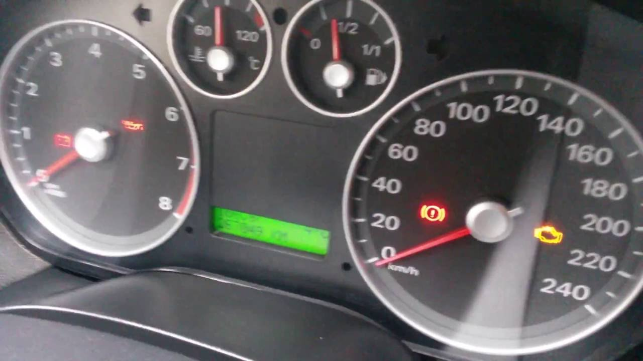 Как смотать пробег на форд фокус 2 (Odometer correction Ford focus 2)