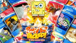 Nickelodeon Power Packed! A Card Battle Game (Story Mode Gameplay)