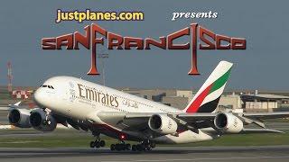 Plane Spotting SAN FRANCISCO (2015)
