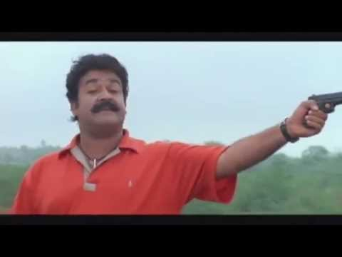 Raavanaprabhu   Mohanlal Introducing Scene