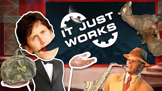 Todd Howard Song - It Just Works (BETHESDA the Musical) ■ ft. Kyle Wright