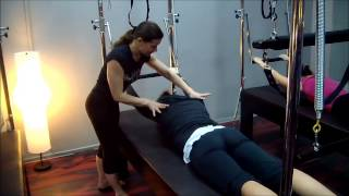 Групповой Урок Pilates I (1 уровень). Волкова Елена