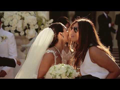 Wedding At Villa Padierna Palace Hotel