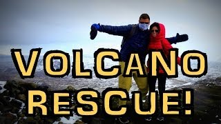 VOLCANO RESCUE! (Epic Journey #6)