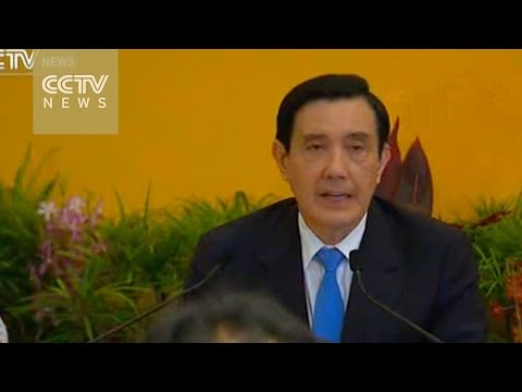 Ma Ying-jeou: Talks with Xi were harmonious and positive