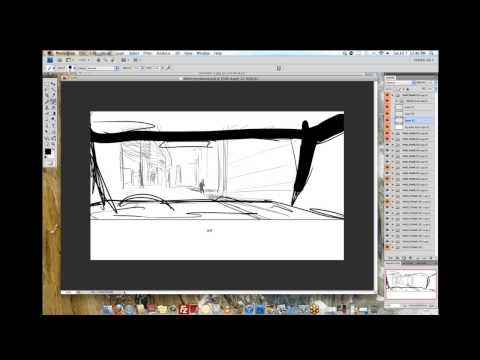 CGMA Interview With the Masters Feat. Steven Macleod Storyboarding For Animation