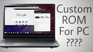 Install Bliss Rom 7.2 (Android 7.1.2) on Any PC