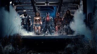 JUSTICE LEAGUE TRAILER REVIEW/CHRIS EVANS DONE WITH CAPTAIN AMERICA? - Episode 55