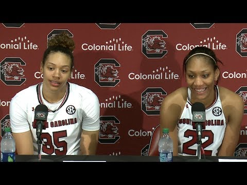 POST-GAME: Alexis Jennings, A