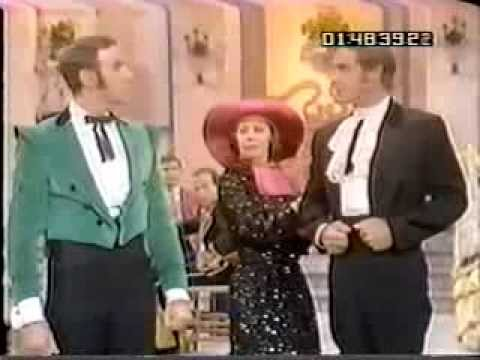 Hollywood Palace 6-08 Sid Caesar & Imogene Coca (co-hosts), The Bee Gees, Lou Rawls