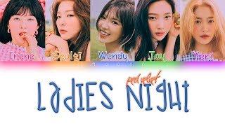 Red velvet - ladies night |sub. español + color coded| (han/rom/esp)