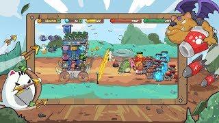 Cat Robot Defense P2 Let's defeat your enemies!! 02.03.19 thumbnail