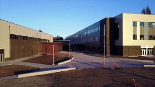 New  Tahoma High school