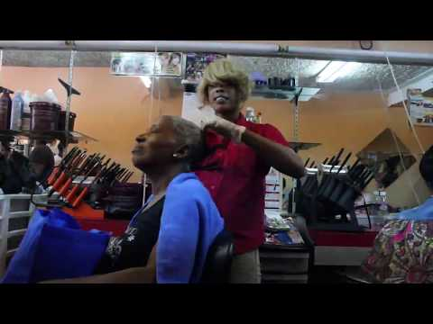 Spanish Town Jamaica Hair Salon