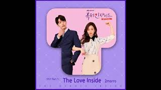 The beauty inside (2018) / byuti insaideu 뷰티 인사이드 korean drama year: 2018 track list: part 5 - 2morro love enjoy and don't forget to subscribe...
