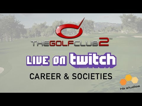 Live from HB Studios: The Golf Club 2 | Careers & Societies