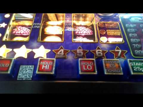 DEAL OR NO DEAL VIP - fruit machine - longplay -  uk arcades - 2017 hollywood bowl