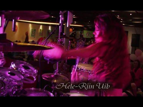 Hele - Riin Uib - Percussionist (Exclusive Video)
