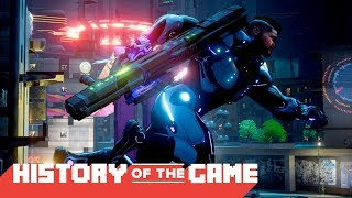 History of the Game - Crackdown