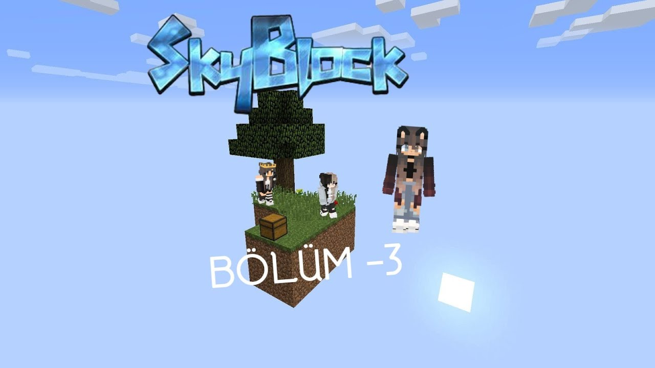 Minecraft SkyBlock -Bölüm 3