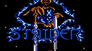 Master System Longplay [152] Strider II