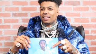 Blueface Met Pop Smoke At The Airport Before He Was Famous