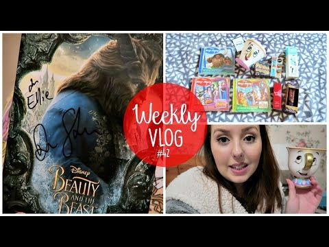 Weekly Vlog 41 | Life Admin & A Good Post Week!