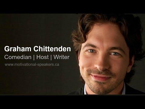 Graham Chittenden | Comedian | Host & EmCee |  www.motivational-speakers.ca