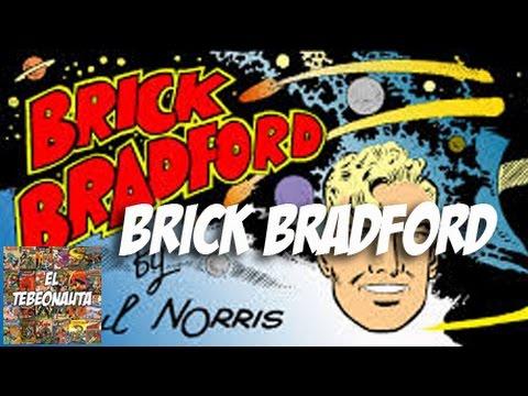 EL TEBEONAUTA #05   BRICK BRADFORD (Ritt y Gray)