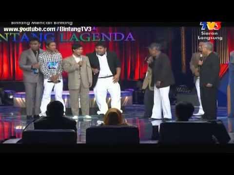 BMB - Dato' Jamali Shadat, Mat Sentol dan Hamid Gurkha - Konsert Akhir [11/12]