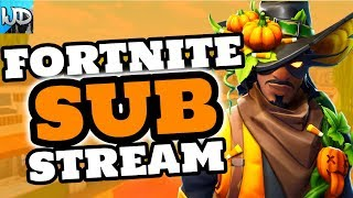 FORTNITE PS4 LIVE ROAD TO 2K SUBS PATCH PATROLLER - FORTNITE MONDAY