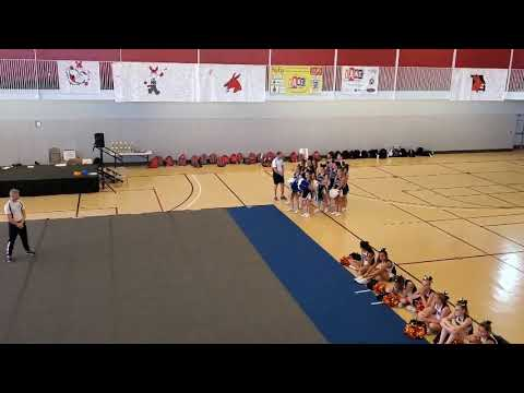 Holden High School Band Dance&Cheers from UCA Cheer Camp