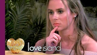 Jonny and Camilla Clash | Love Island 2017