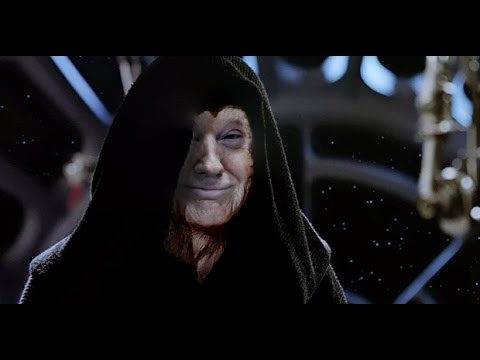 Darth Trump's Inauguration speech: The rise of the American Galactic Empire