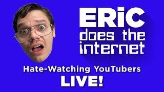 Hate Watching Cringey YouTubers LIVE