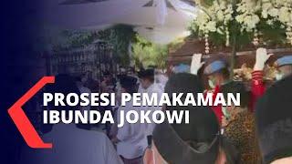 Gambar cover Prosesi Pemakaman Ibunda Jokowi