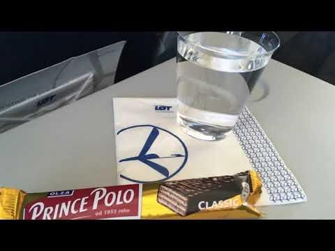 LOT Polish Airlines Amsterdam - Warsaw