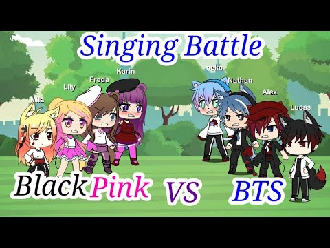 Singing Battle  BlackPink Lovers VS BTS Lovers  Part 1