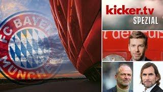 """""""Bayerns Leistungsproblem: Es gab schon lange Anzeichen""""   kicker.tv Spezial mit Holger Fach"""