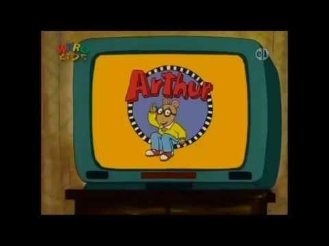 WHYY-TV 12 Philadelphia PTV (PBS Kids) Station ID 2 (1997)