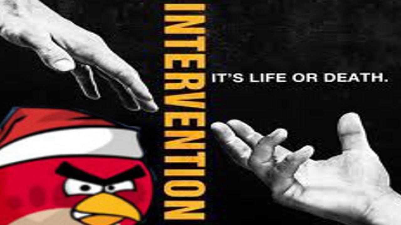 Intervention: ANGRY BIRDS - Intervention: ANGRY BIRDS
