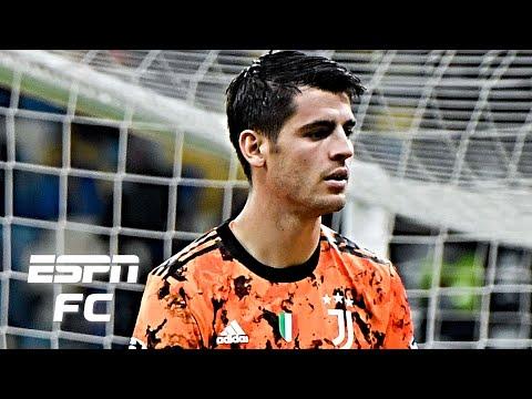 Dynamo Kiev Vs. Juventus Reaction: Alvaro Morata A 'wonderful Deputy' To Cristiano Ronaldo | ESPN FC