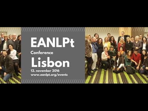 Elisabeth Zechmeister - Enhancing your resilience with SANARE - EANLPt Conference Lisbon