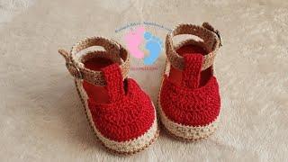 Sapatinho para Bebê Vermelho