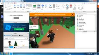 How to make an Dump Game on Roblox Studio. (Tuturial) *Working* 2019