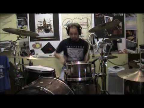 Greg Dana- Drum solo on a '39 Ludwig & Ludwig kit