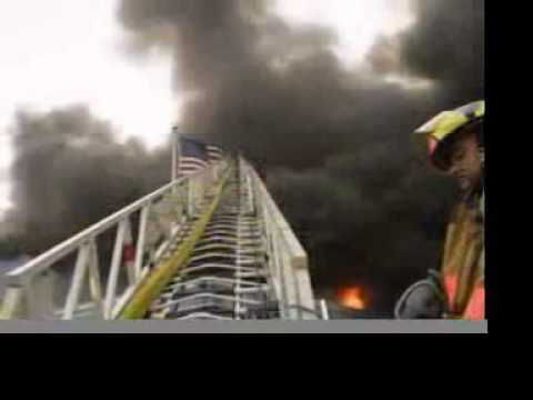 Delray Beach - International Fire Service - St. Patricks Day Parade - Firefighter Anthem